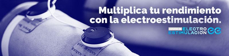 Multiplica tu rendimiento con la electroestimulación